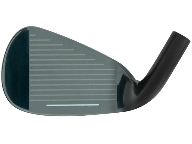 Custom-Built Heater 3.0 Black Plated Wedge