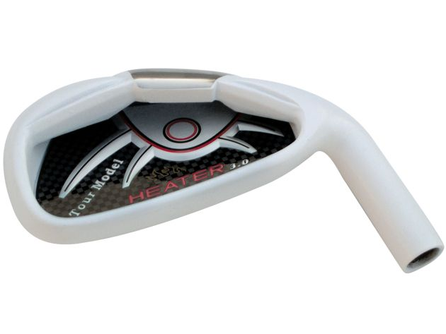 Custom-Built White Heater 4.0 Hybrid / Iron Combo Set (8 Clubs)