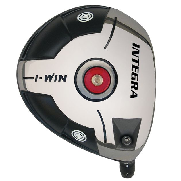 Custom-Built Integra i-Win Adjustable Titanium Driver