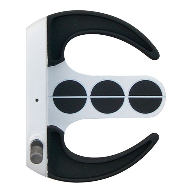 Armada Putter Component Kit - Black Circles