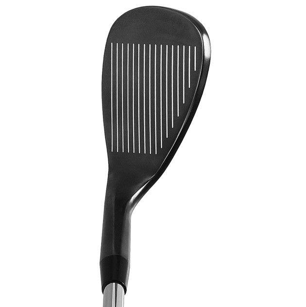 Custom-Built Pro Open Black Wedge