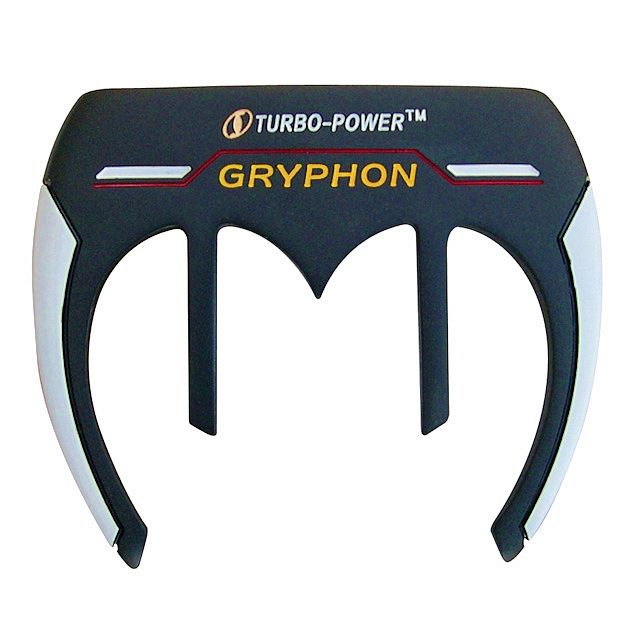 Turbo Power Gryphon Mallet Putter Head Left Hand