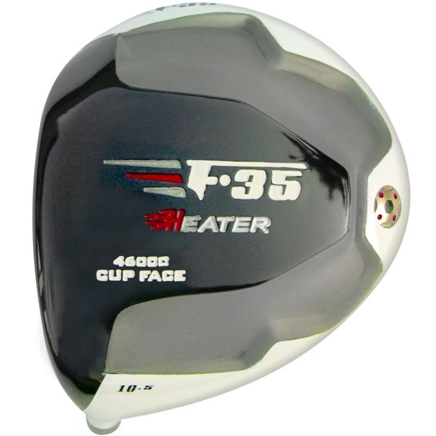 Custom-Built Heater F-35 Cup Face Titan Driver Left Hand
