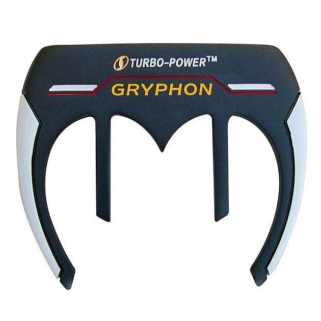 Custom-Built Turbo Power Gryphon Mallet Putter