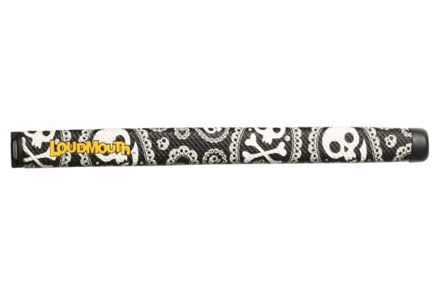 Loudmouth Shiver Me Timbers Standard Putter Grip