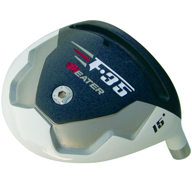 Built F-35 Matrix Driver + 2 x Fairway Woods RH