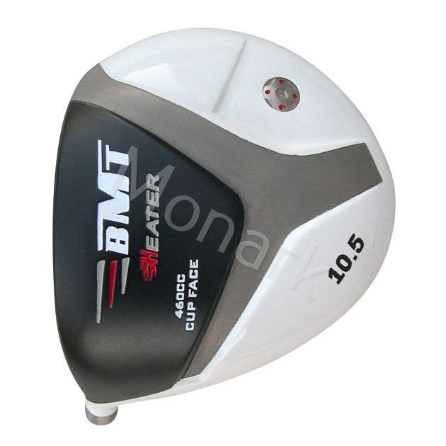 Custom-Built Heater BMT Titanium Driver Left Hand