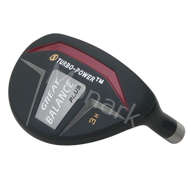 Turbo Power Great Balance Hybrid Head