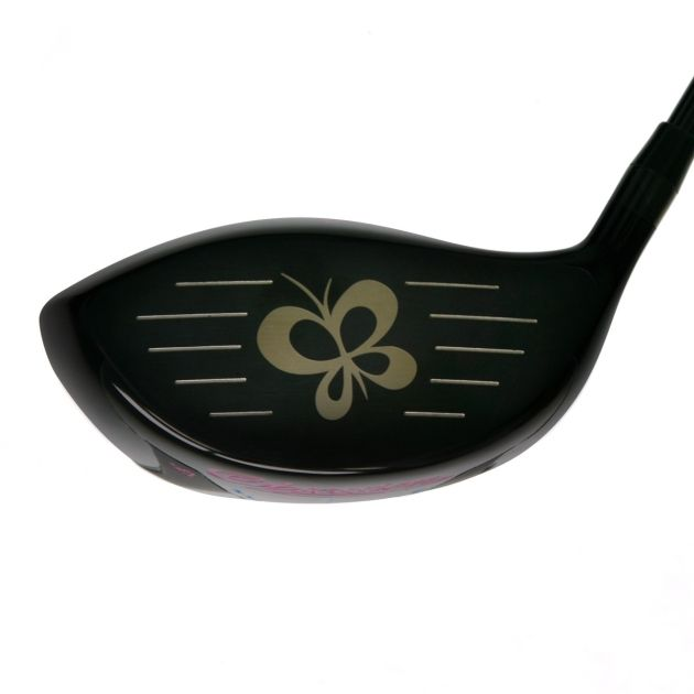 iBella Obsession Black Titanium Driver Head