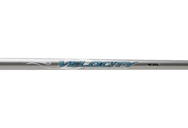 Acer Velocity Graphite Shafts Silver