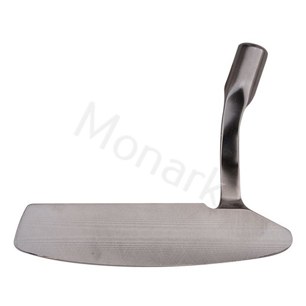 Integra Gun Metal Blade Putter Head