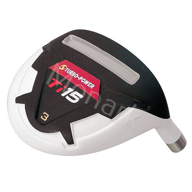 Custom-Built Turbo Power Ti-15 Fairway Wood