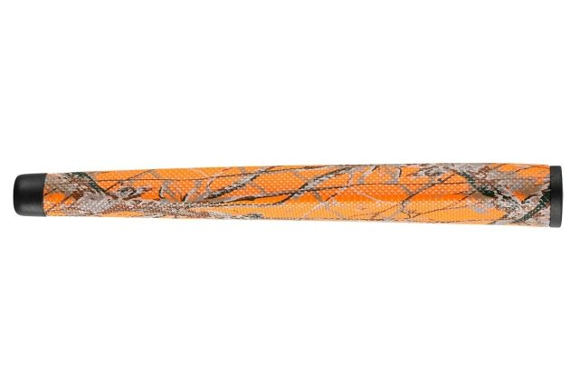 CamoGolf Realtree Putter Grip - AP Blaze Orange