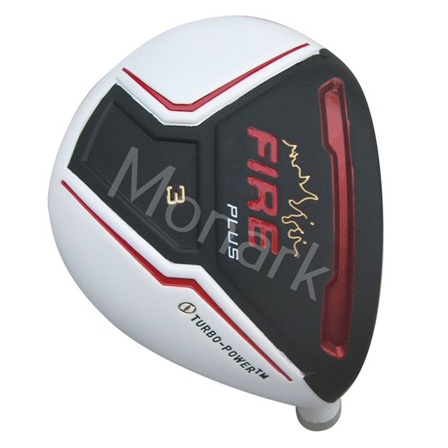 Turbo Power Fire Plus Fairway Wood Head