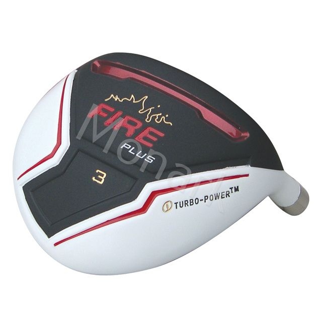 Custom-Built Turbo Power Fire Plus Fairway Wood