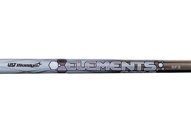 UST-Mamiya Elements Chrome Graphite