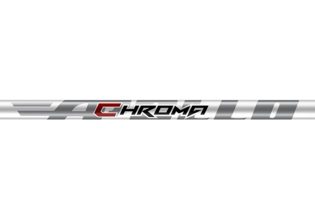 Apollo Chroma White Steel Shaft
