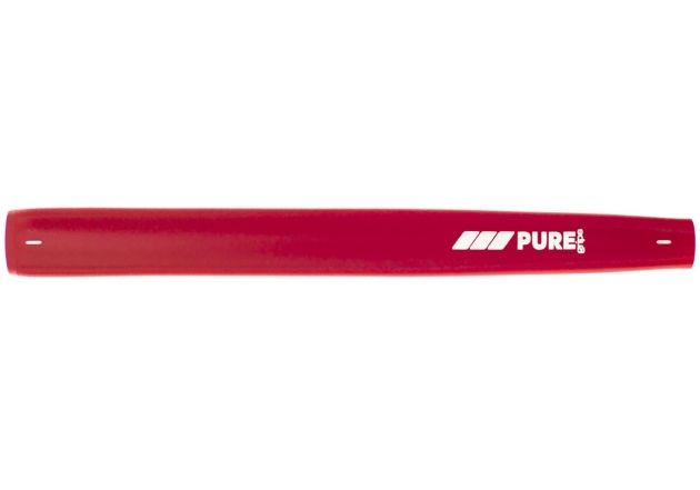 PURE Grips Midsize Putter Red