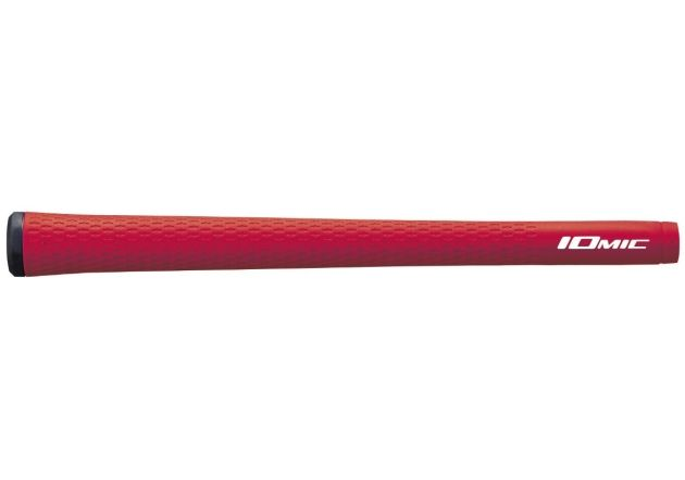 Iomic Sticky 2.3 Coral Red Grip