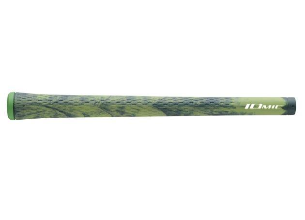 Iomic Sticky Camo Green Grip