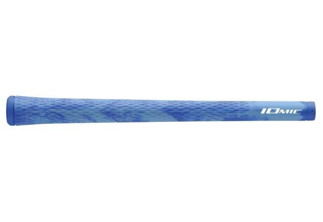 Iomic Sticky Camo Blue Grip