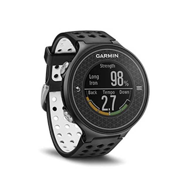 Garmin Approach S6 GPS Golf Watch - Black