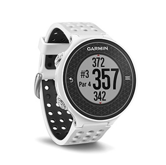 Garmin Approach S6 GPS Golf Watch - White