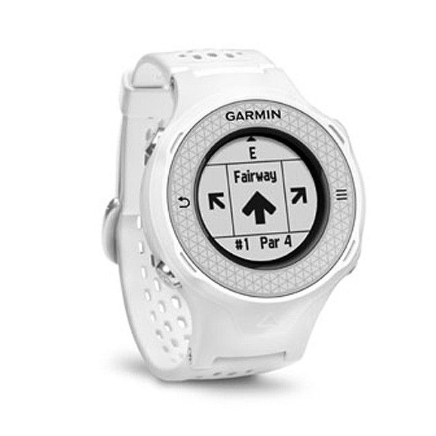 Garmin Approach S4 GPS Golf Watch - White