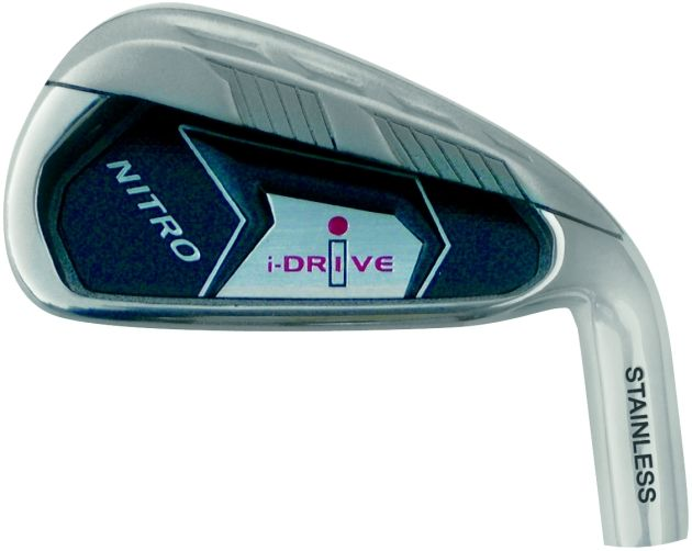 Custom-Built i-Drive Nitron Iron Set