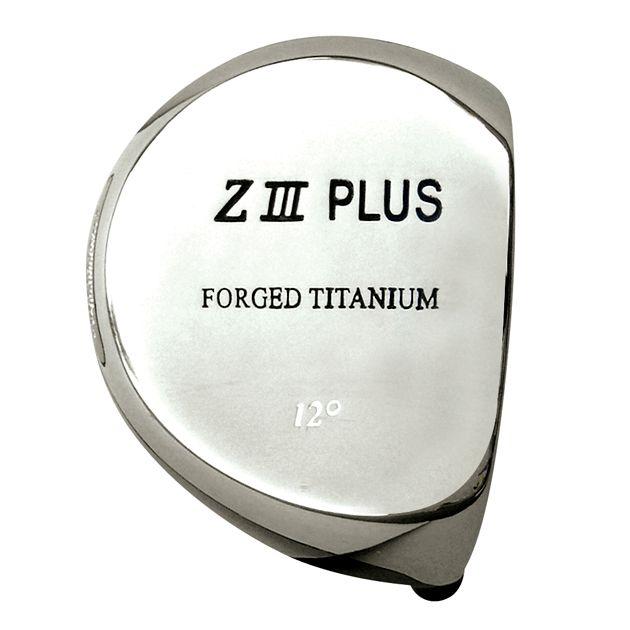 Z-III Plus Titanium Driver Head