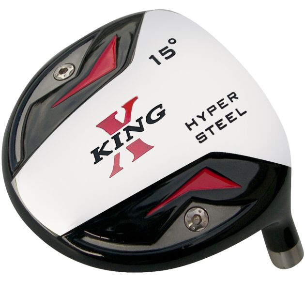 Custom-Built King-X Fairway Wood
