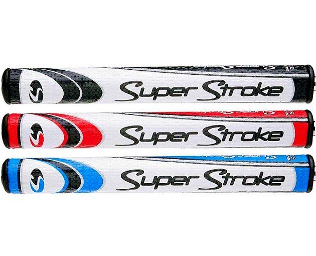 Super Stroke Legacy Slim 3.0 Putter Grip - Red