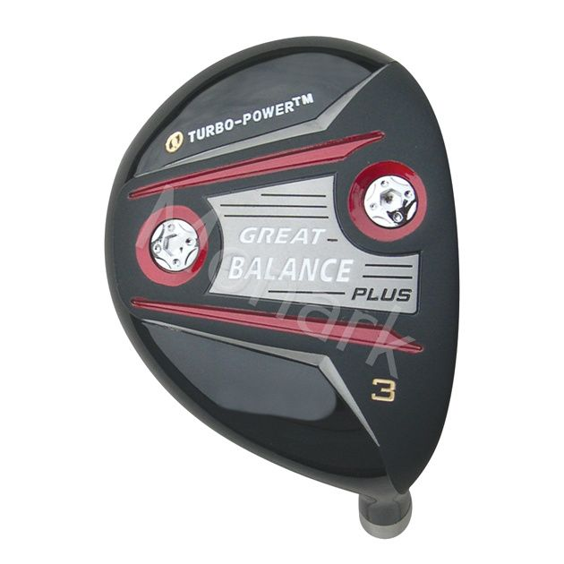 Turbo Power Great Balance Fairway Wood Component Kit