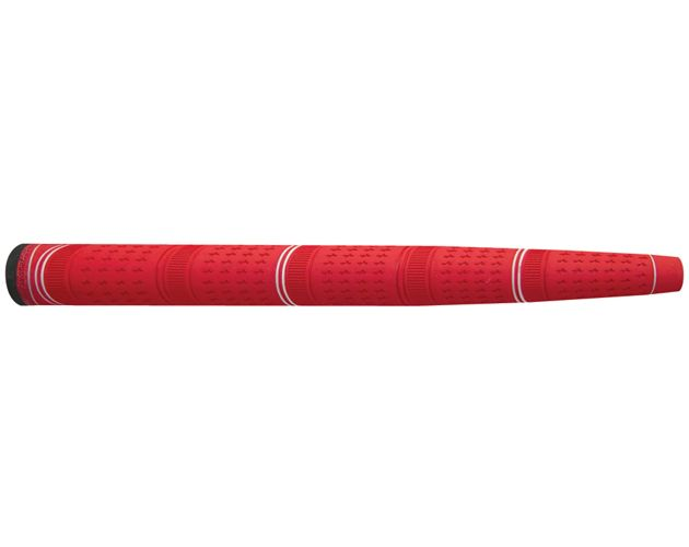 Rexton Midsize Paddle Putter Red