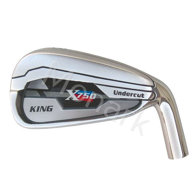 Custom-Built King X-750 Iron Set