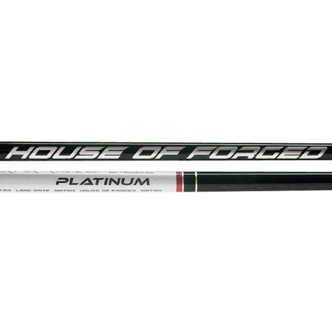 House of Forged Platinum Long Drive Graphite Golf Shaft