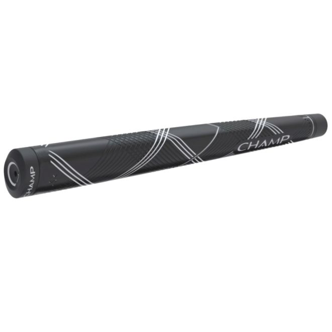 Champ C1 Putter Golf Grip - Small Jet Black