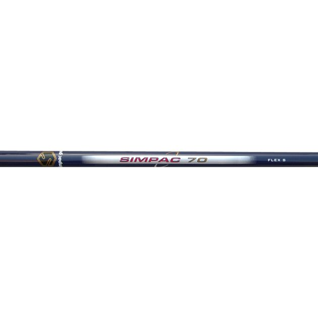Simpac 70 Graphite Wood Shaft