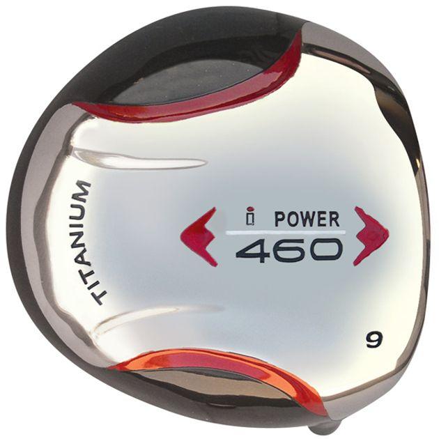 i-Power 460 Titanium Driver Head