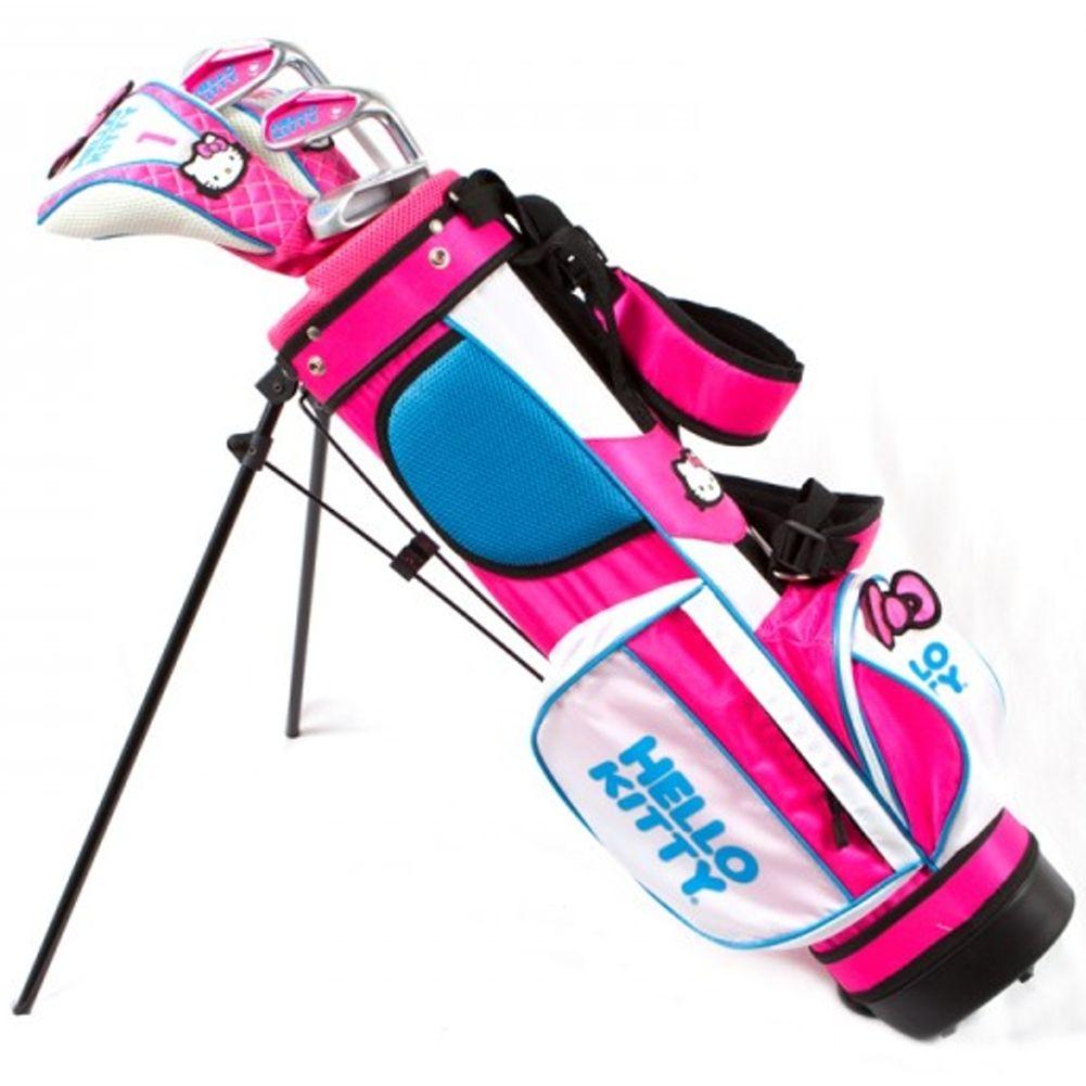 Hello Kitty Go! Junior Golf Set - 3-5 Years