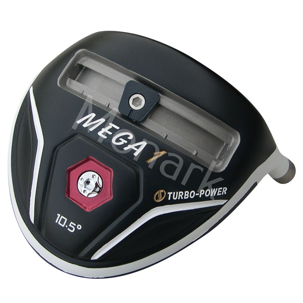 Turbo Power Mega-1 Titanium Driver Head