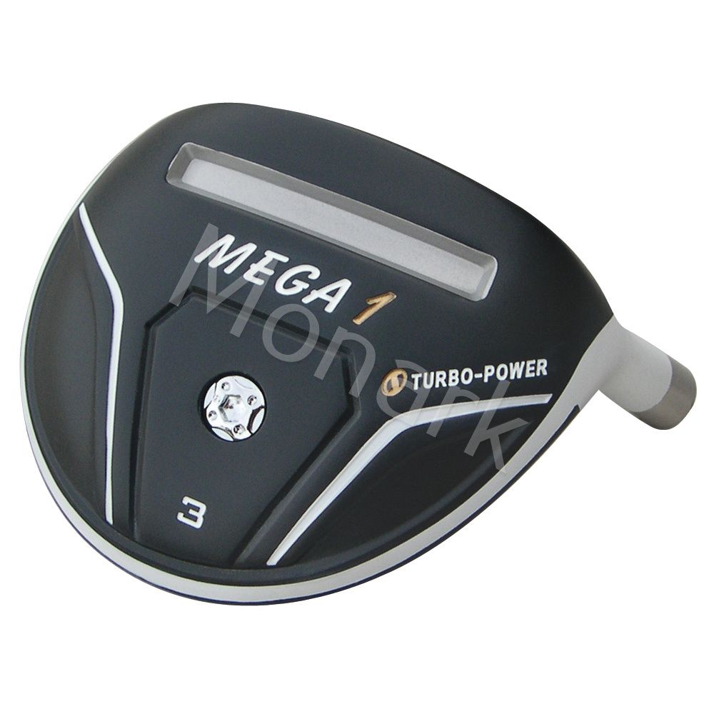 Custom-Built Turbo Power Mega-1 Fairway Wood