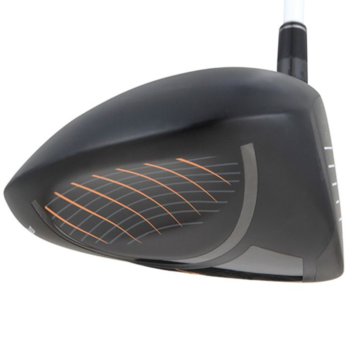 PowerBilt Air Force One DFX Titanium Driver Head