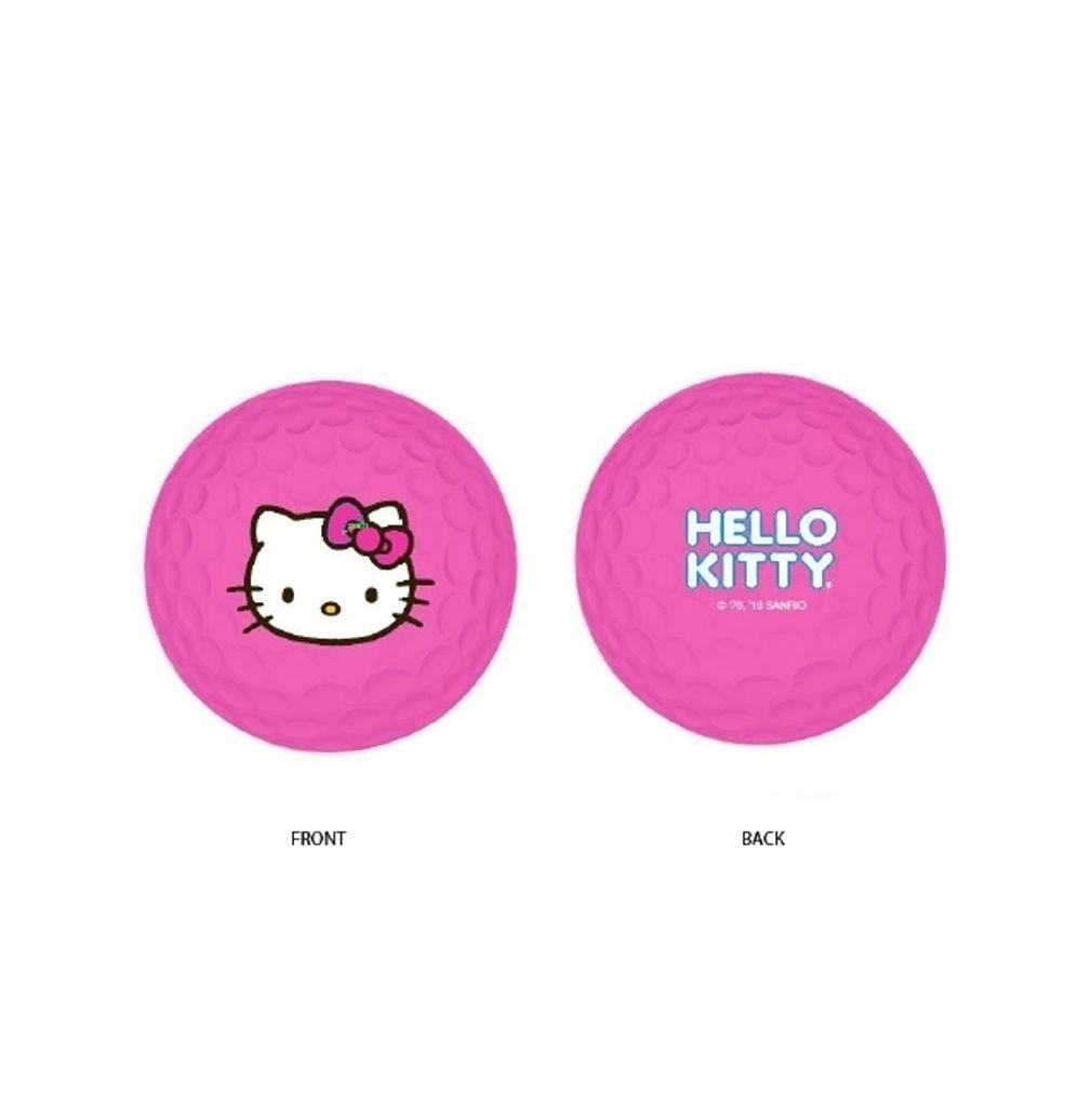 Hello Kitty Golf Balls - 6 Balls