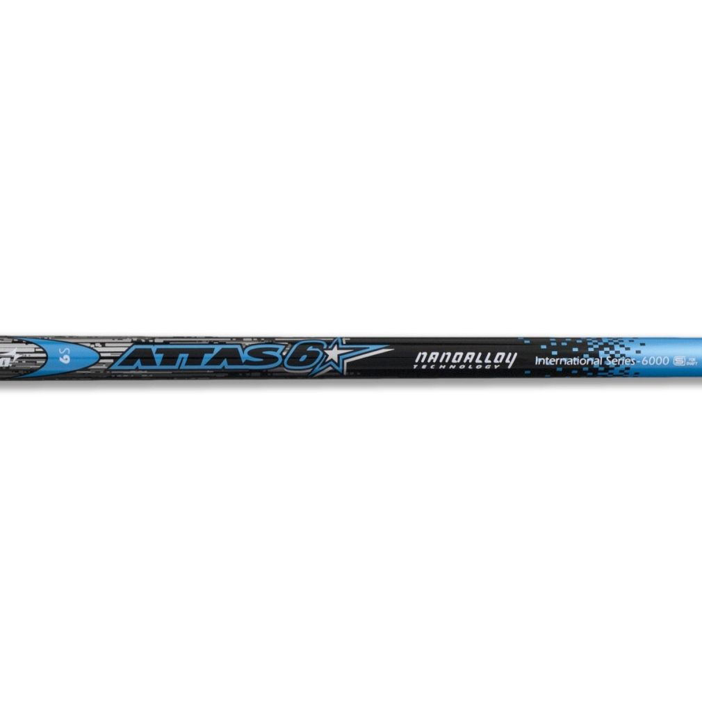 UST-Mamiya Attas 6STAR Graphite Golf Shafts
