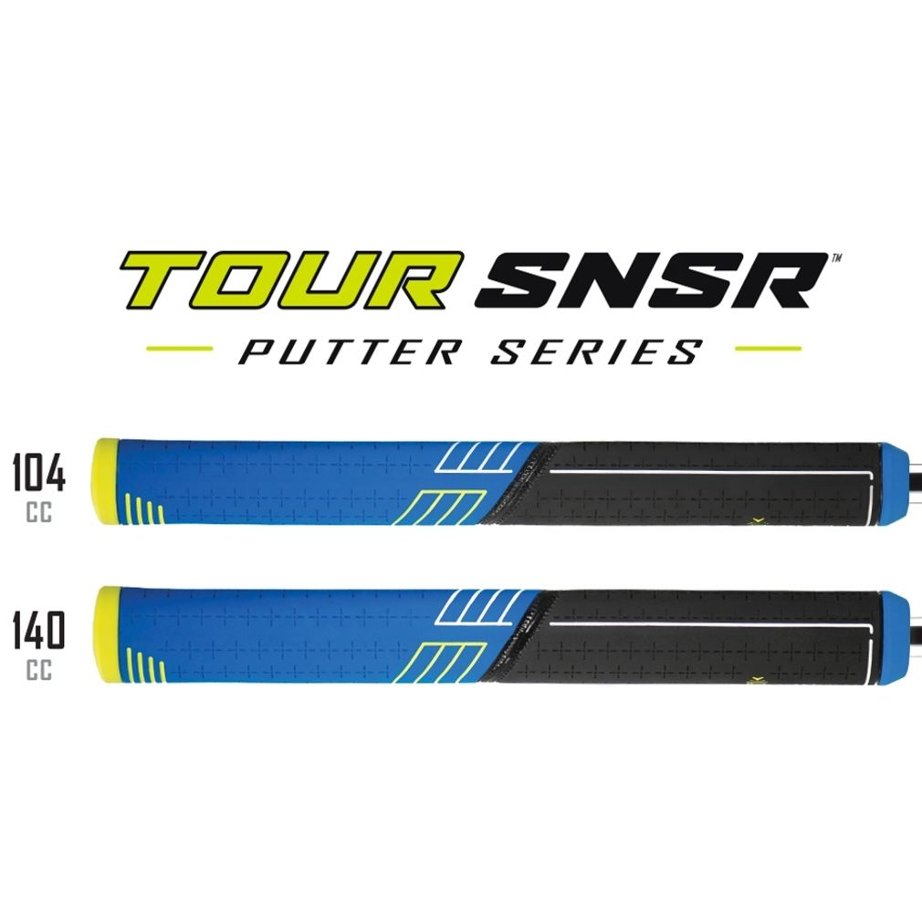 Golf Pride Tour SNSR Straight 104cc Putter Grip
