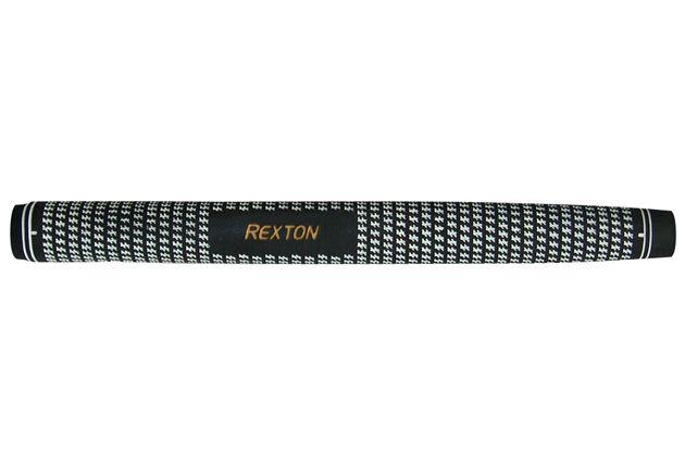 Rexton Velvet Pistol Putter Black/White