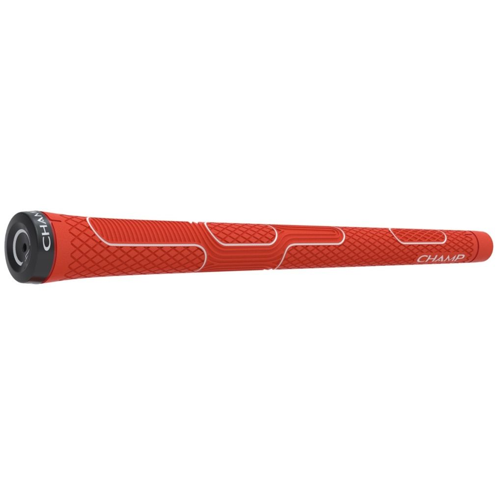 Champ C4 Golf Grip - Standard Red