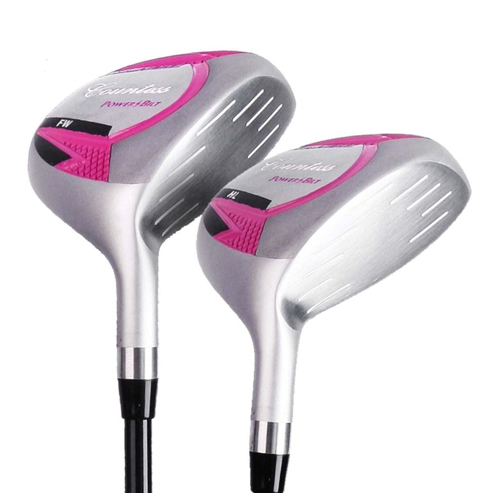 Powerbilt Countess Magenta Women's Package Golf Set