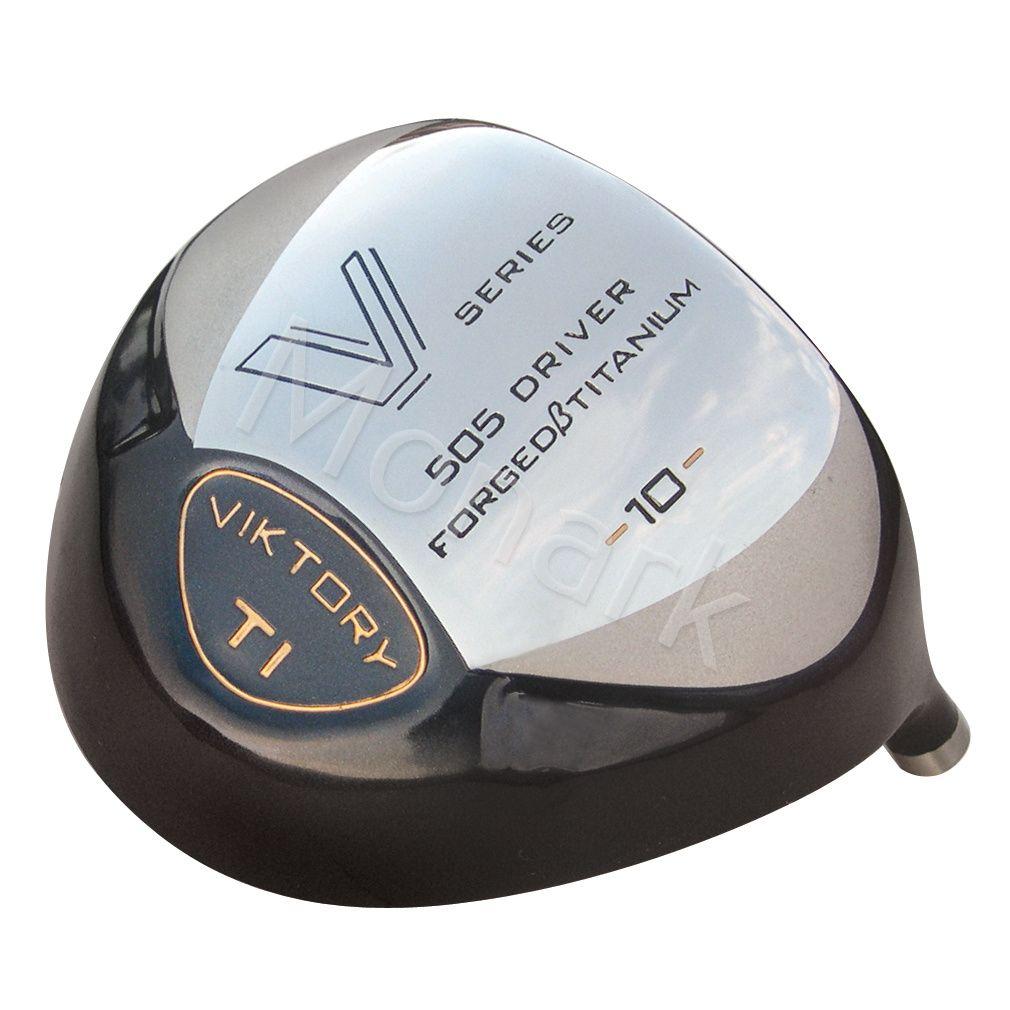 V-Series 505 Beta Titanium Driver Head
